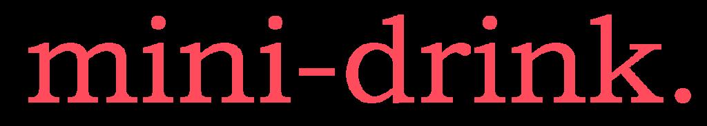 מיני דרינק לוגו