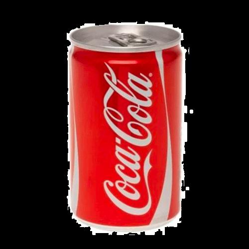 """פחיות קוקה קולה מיני 150 מ""""ל"""